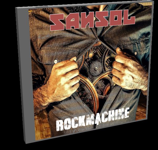 SANSOL Rockmachine
