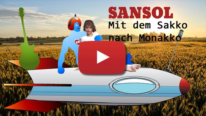 SANSOL - Mit dem Sakko nach Monakko