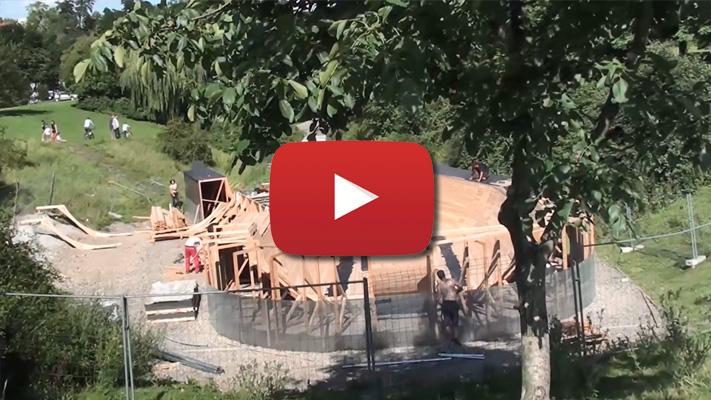 SANSOL - Lohserampe Aufbau 2012