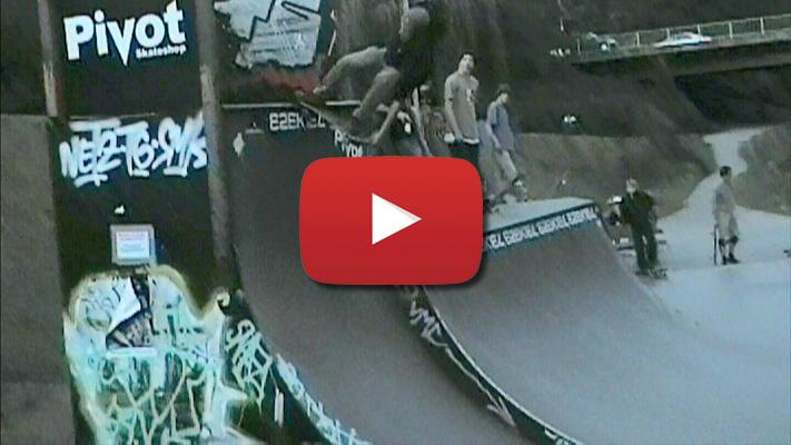 SANSOL - Lohserampe [Rampenbau & Skatesession]
